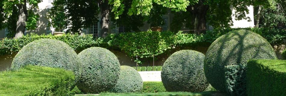 Les jardins remarquables du Clos de Villeneuve