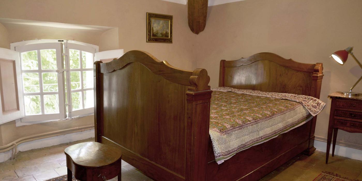 chambre au 2e étage , Clos de Villeneuve, Valensole en Provence