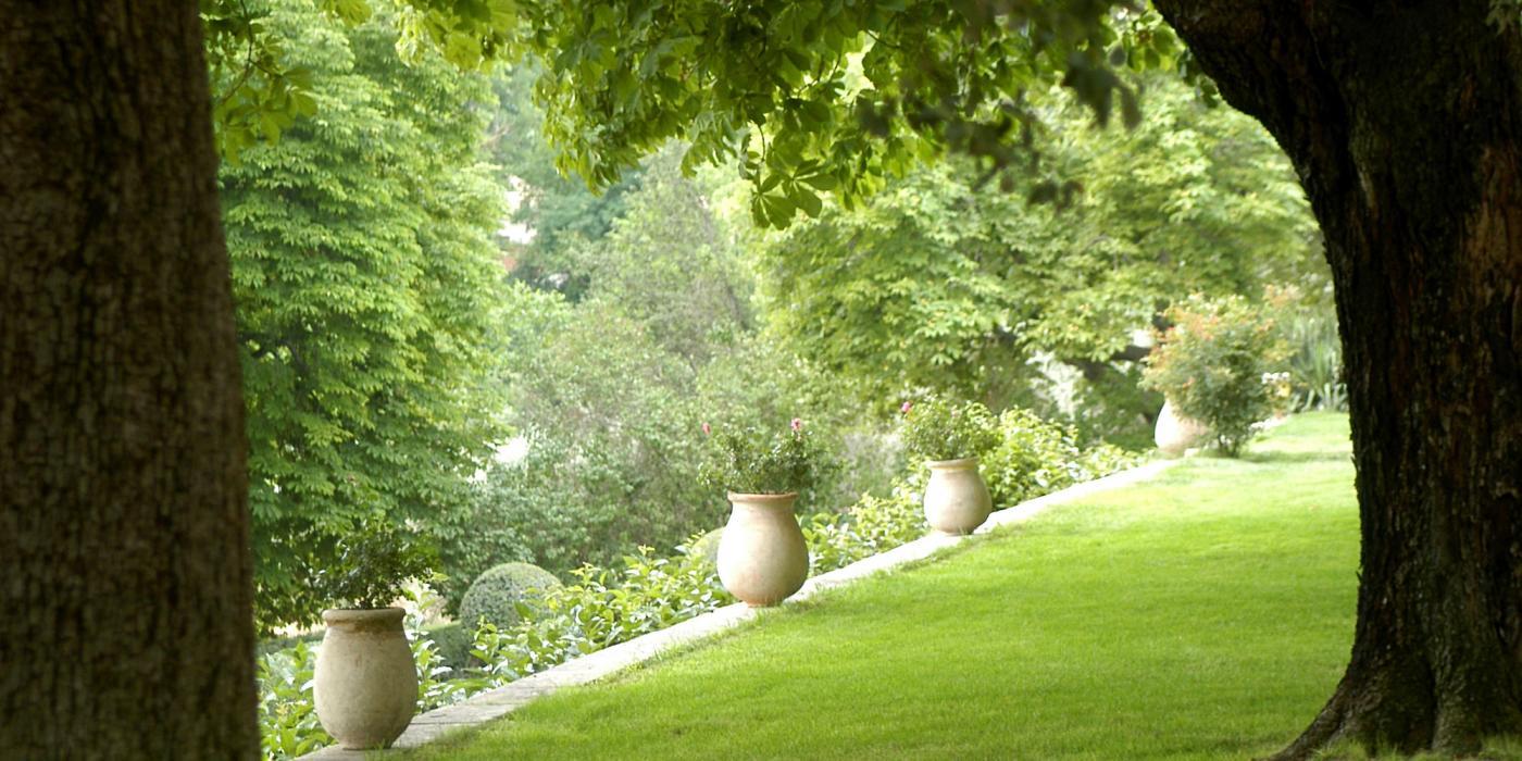 jardin du Clos de Vileneuve